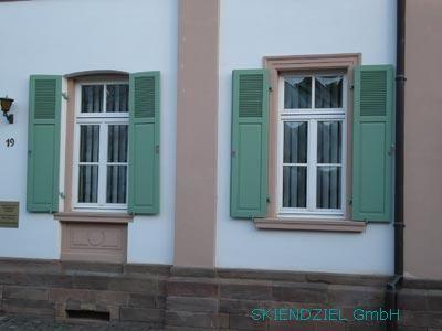 Fenster und Fassade